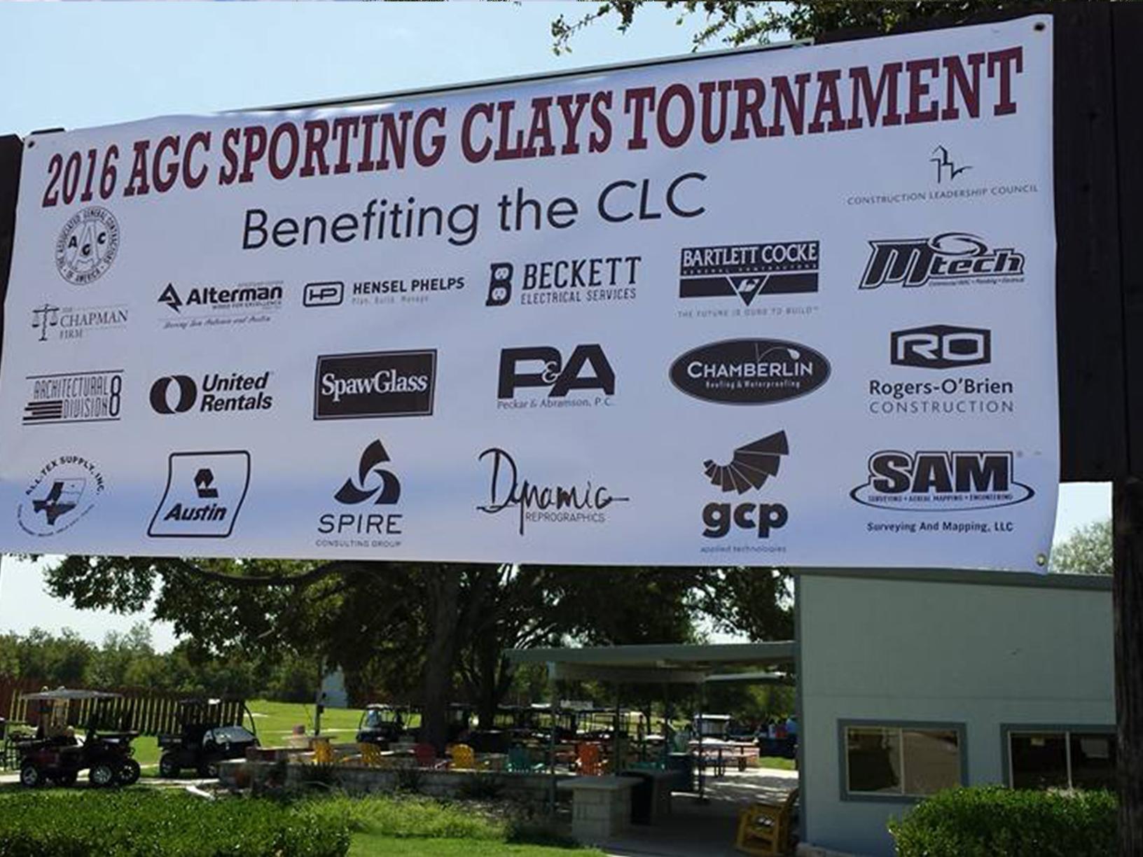 CLC - AGC Sporting Clays Tournament (2016)