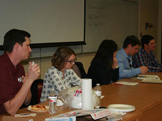 CLC Texas State University Resume Builder Workshop (2016)