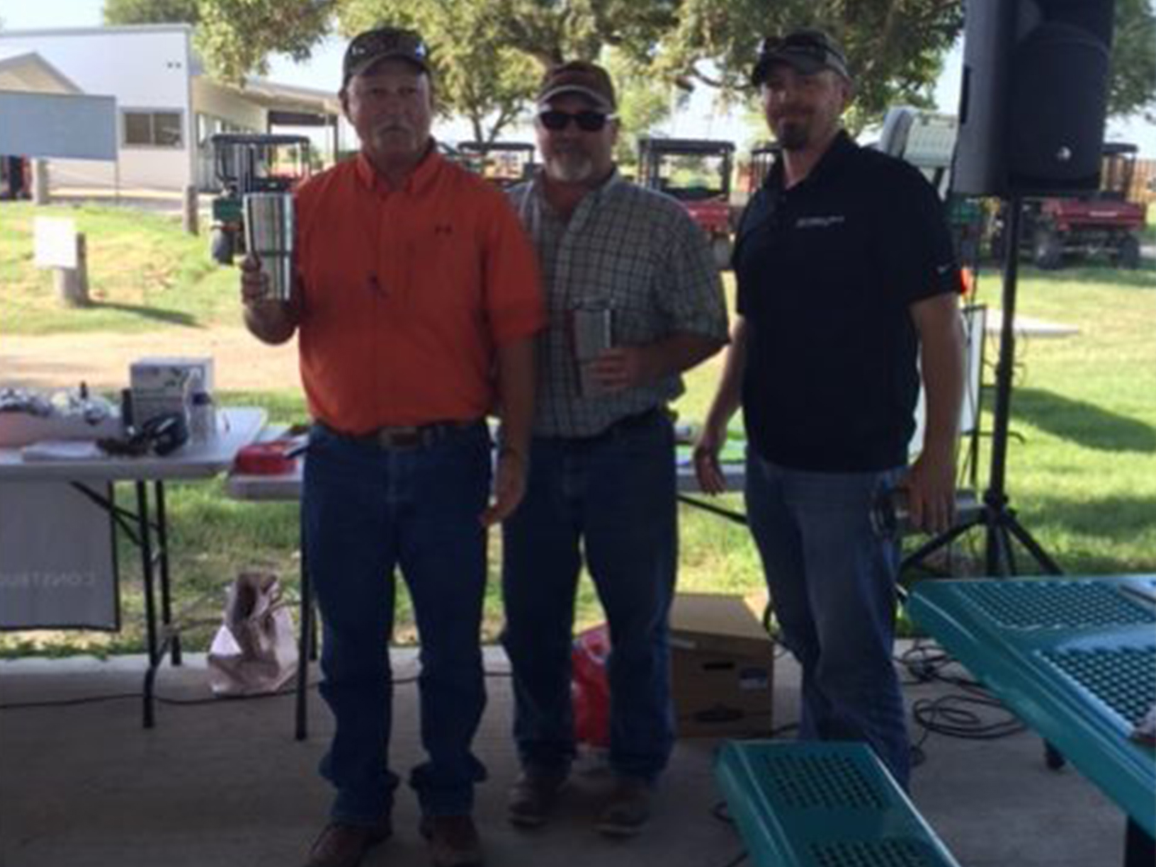 CLC - AGC Sporting Clays Tournament (2016)