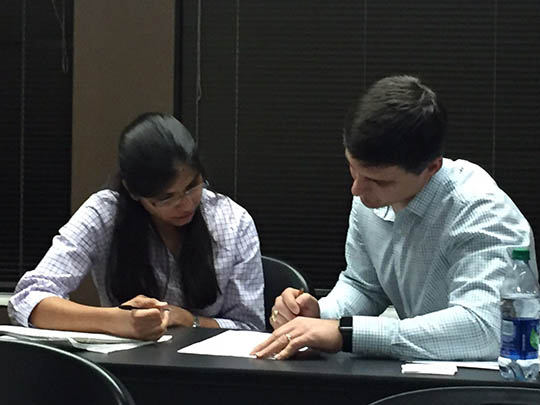 CLC University of Texas at Austin Resume Builder Workshop (2016)